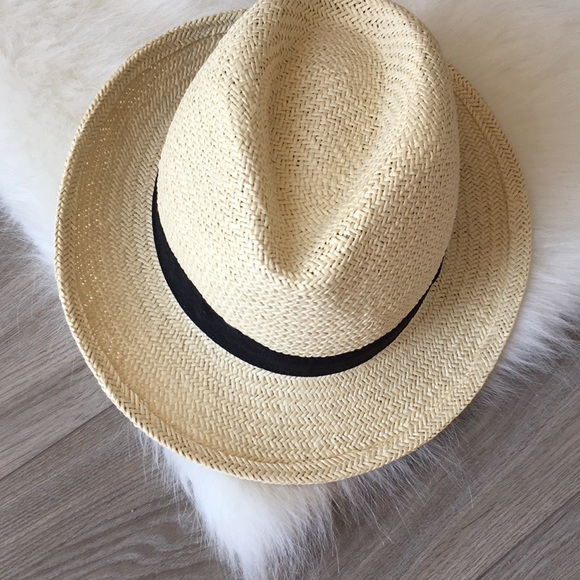 56d6d718 Old Navy Accessories | Panama Hat | Poshmark